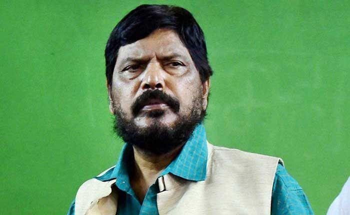 गौ हत्या पर लगे रोक, मगरसभी बीफ पर नहीं लगे बैन:रामदास अठावले