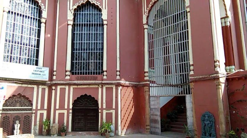 Image result for लाल बारादरी lucknow tourism
