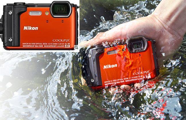 निकोन ने उतारा वॉटरप्रूफ और शॉकप्रूफ दमदार कैमरा, जानिए कीमत