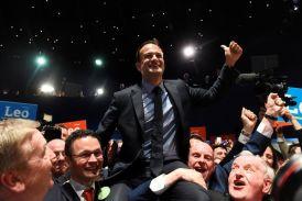 भारतीय मूल के वराडकर बने आयरलैंड के पहले समलैंगिक प्रधानमंत्री