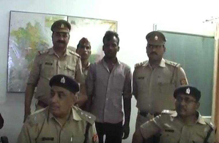 बाराबंकी पुलिस ने दबोचा शातिर चोर, लखनऊ पुलिस की जीप की थी चोरी