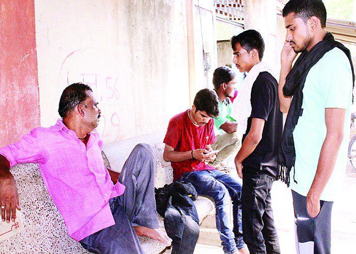 छात्र की लक्ष्मण तलैया में डूबकर मौत