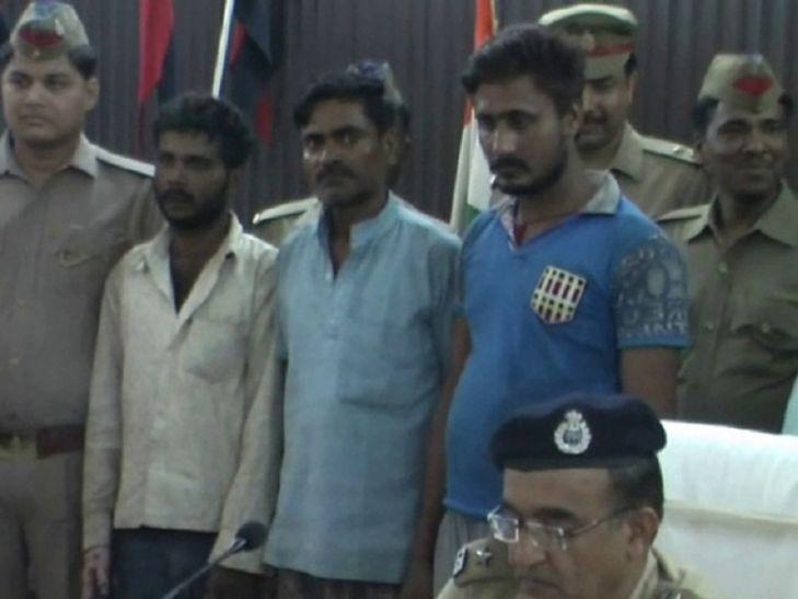 डीजल चोर गिरोहका पर्दाफाश, तीन गिरफ्तार