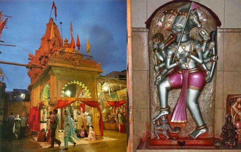 पाकिस्तान के इस मंदिर में स्थापित है 17 लाख साल पुरानी पंचमुखी हनुमान जी की मूर्ति! हर मनोकामना होती हैं पूरी