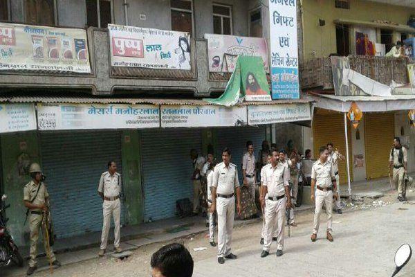 MP के मंदसौर में हिंसा, सीआरपीएफ की फायरिंग में 4 किसानों की मौत, 5 घायल