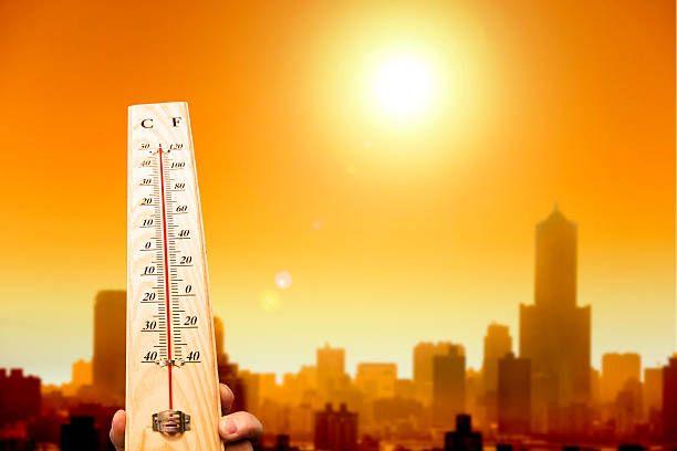 शहर में बढ़ी गर्मी, दो लोगों की गई जान