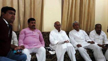 भाजपा नेता का बयान, कहा- किसी कीमत पर बख्शे नहीं जाएंगे भ्रष्टाचारी