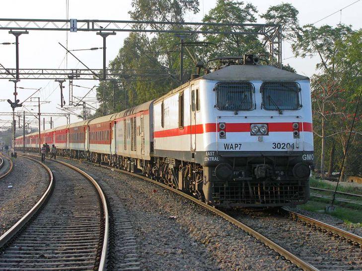 Rajnandgaon: Indian Railway, Special Trains, Between Gondiya