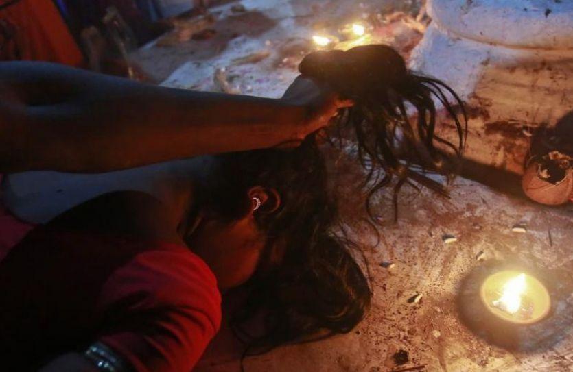 Tantrik Rape Minor Girl And Killed Her In Kannauj News In Hindi - तांत्रिक का काला खेल पिता को गड़े सोने का लालच दे बेटी के साथ किया रेप | Patrika News