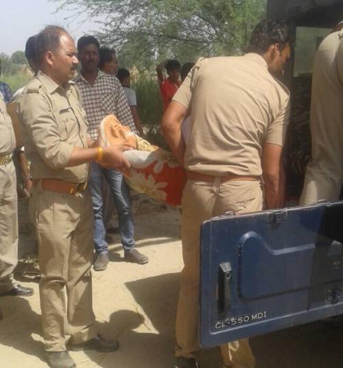 BREAKING- लूघरवाड़ा में दो बच्चों की डूबने से मौत