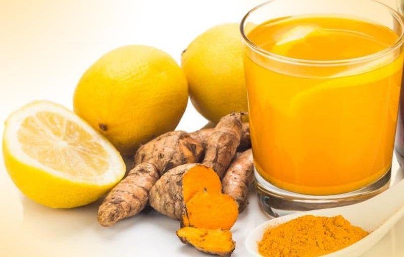 Health Benefits Of Lemon Water With Turmeric - नींबू-पानी ...