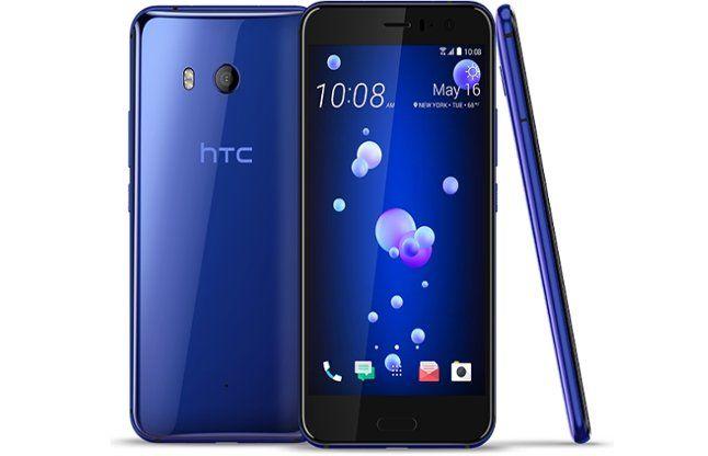 HTC ने भारत में लॉन्च किया प्रीमियम U11 स्मार्टफोन, यहां जाने कीमत और फीचर्स