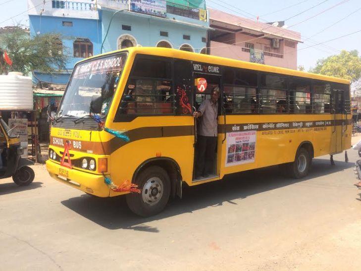 स्कूल बसों के सीसीटीवी कैमरे और जीपीएस सिस्टम की होगी जांच