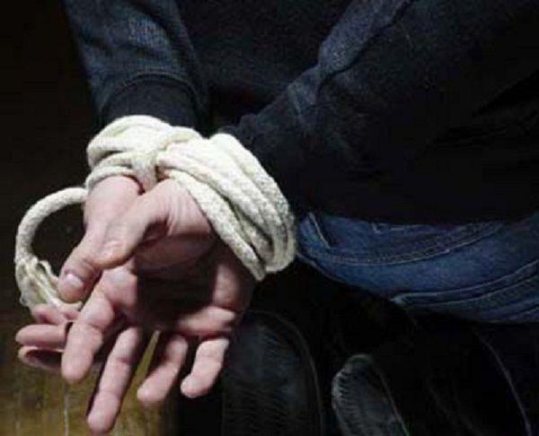 लूट के बाद ट्रक ड्राइवर को अपराधियों ने किया किडनैप