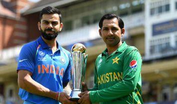 भाग्यशाली हैं पाक टीम के कप्तान सरफराज, ICC टूर्नामेंट के फाइनल में भारत को एक बार हरा चुके हैं पाक कप्तान!