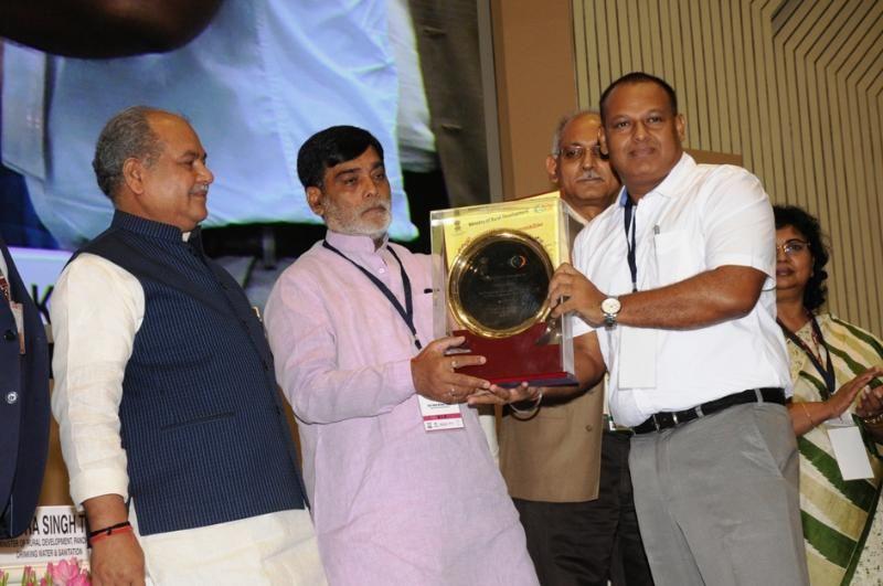 ग्रामीण विकास के लिए राजस्थान को मिले छह राष्ट्रीय अवार्ड