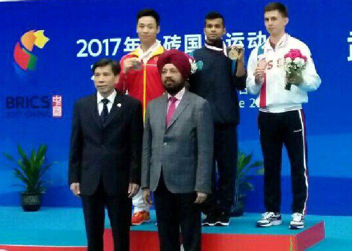 जबलपुर के इस खिलाड़ी ने इंडिया के लिए जीता स्वर्ण पदक, विदेश में लहराया परचम