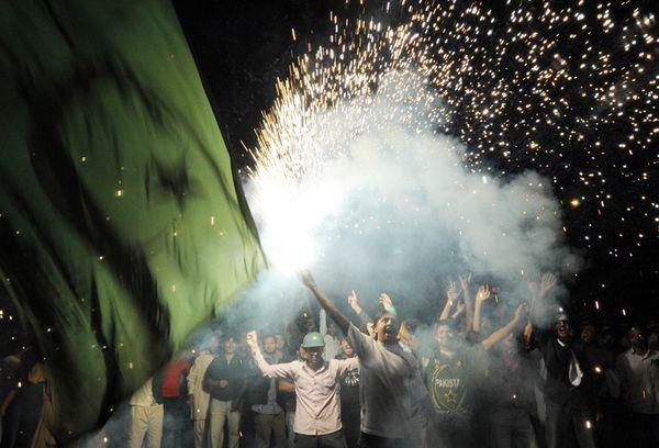 पाकिस्तान की जीत परबुरहानपुरमें मना रहे थे जश्न, 15 पर देशद्रोह का केस