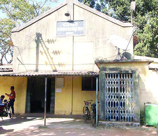 बिजली गुल होने से ठप हो गए दफ्तरों के कार्य