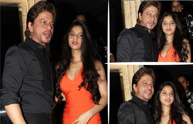 बेटी के सामने फीका पड़ा शाहरुख का स्टारडम, सुहाना ने पहनी इतनी महंगी ड्रेस