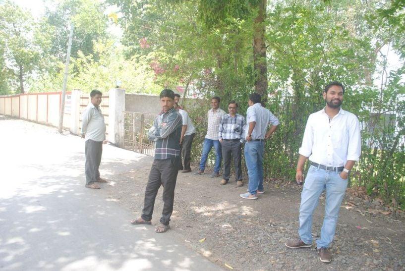 patrika big impact : शाजापुर की बिजली विजिलेंस टीम ने सीएमएचओ पर कसा शिकंजा, टीम से मुंह छिपाती रही, जाने क्यों?