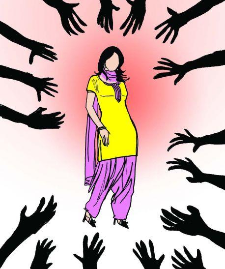 तस्कर ने किशोरी का दिल्ली में कर दिया सौदा