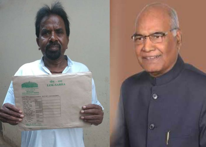 रामनाथ कोविंद के मुकाबले एक और दलित ने ठोंकी ताल, हर हाल में लड़ेंगे राष्ट्रपति चुनाव