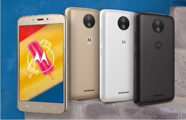 4000mAh की दमदार बैटरी के साथ लॉन्च हुआ लेनोवो का नया स्मार्टफोन Moto C Plus