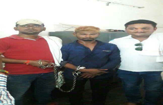 जिसे थी कई जिलों के पुलिस को तलाश, वह रायपुर में हथकड़ी समेत गिरफ्तार