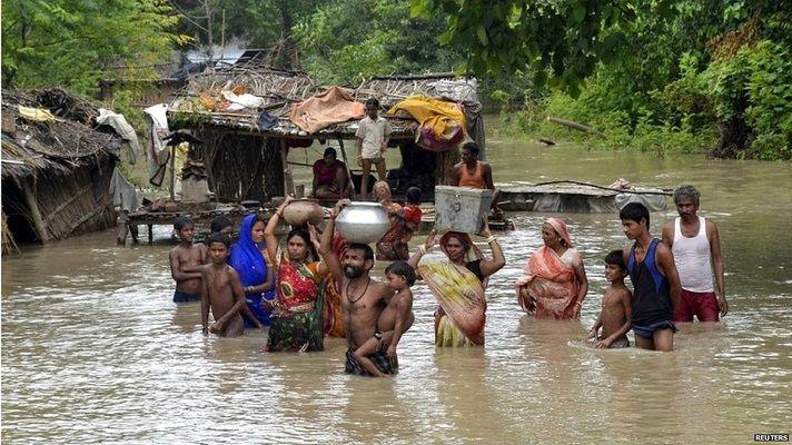 तो क्या इस बार योगी राज में भूखे रहेंगे बाढ़ पीड़ित, जाने क्या है कहानी