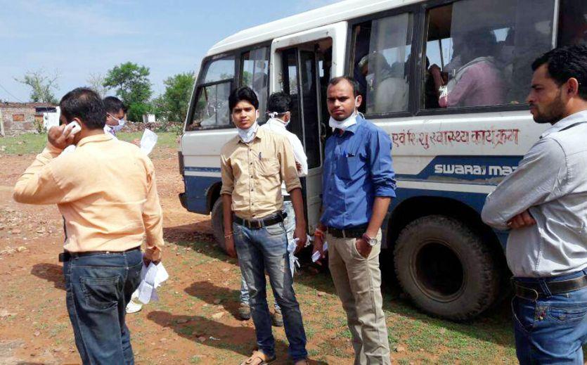 पठारी में सिलिकोसिस के 22 मरीज, भोपाल रेफर