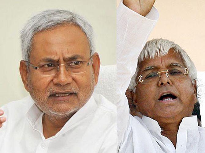नीतीश नहीं माने तो क्या बिहार में भाजपा के समर्थन से बनेगी सरकार !