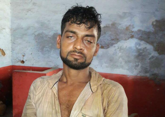 गोवंश तस्करों ने की पुलिस टीम पर ट्रक चढ़ाने की कोशिश, एक गिरफ्तार