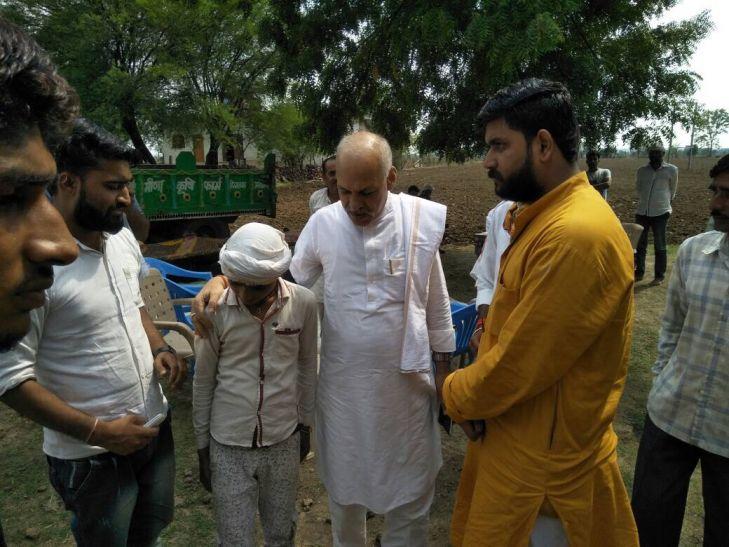 कक्काजी बोले..जिस किसान ने देश को पाला, उसकी सुध नहीं ले रही सरकार