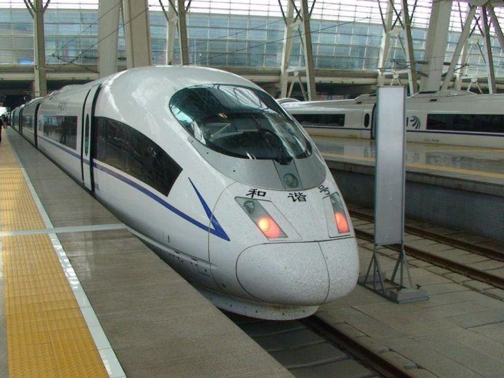 400 किलोमीटर/घंटे की रफ़्तार से दौड़ी शंघाई-बीजिंग बुलेट ट्रेन