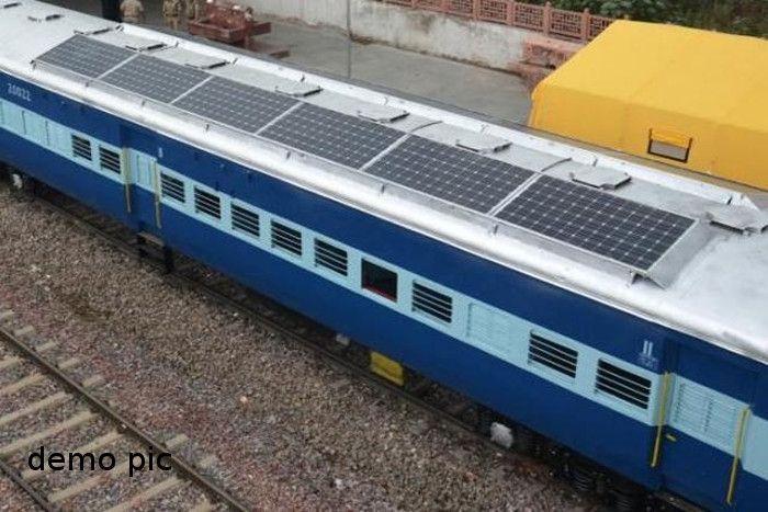सूर्य देव की कृपा से रोशन होंगी ट्रेनें, ये होंगे लाभ