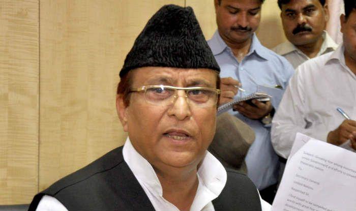 आजम खान को विहिप नेता से जान का खतरा, दर्ज कराया मुकदमा