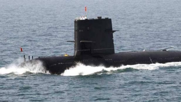 Chinese Submarines Deployments In Indian Ocean, Stresses In Indian  Territory - चीन ने भारतीय समुद्री क्षेत्र में तैनात की पनडुब्बी, तनाव बढ़ा    Patrika News