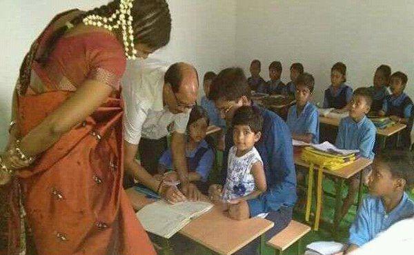 Image result for उत्तराखंड: IAS ऑफिसर का बेटा पढ़ता है आंगनवाड़ी केंद्र में