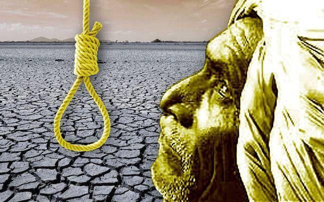 उदयपुरा में किसान नेे फांसी लगाकर की आत्महत्या