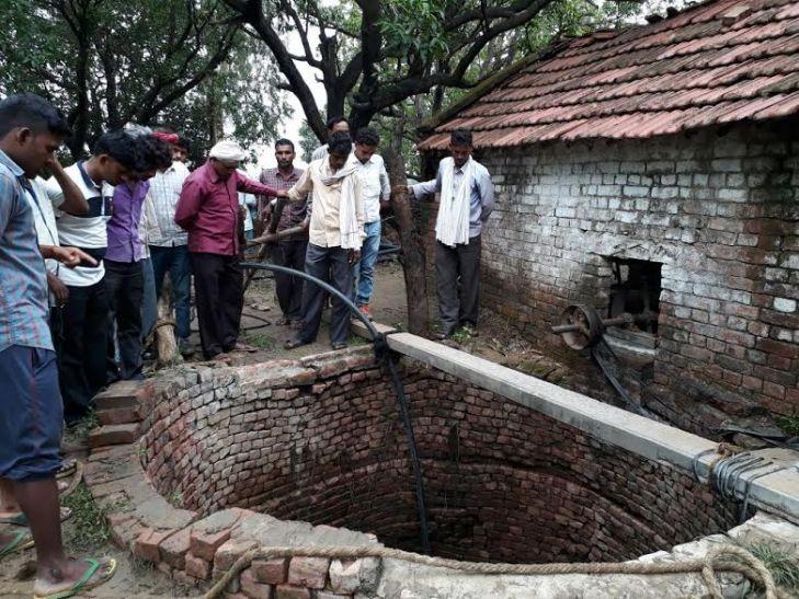 UP के मिर्जापुर में कुएं में उतरे चार लोगों की जहरीली गैस से घुटकर मौत
