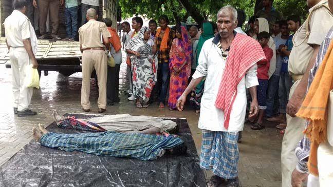 आखिर क्यों छिपाया जा रहा मुलायम के आजमगढ़ में हुई मौतों का राज