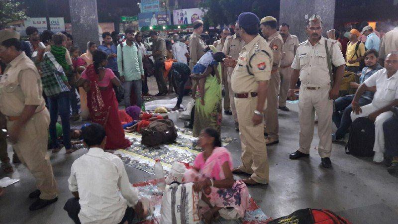 अमरनाथ यात्रा पर आतंकी हमले के बाद बढ़ाई गई सुरक्षा