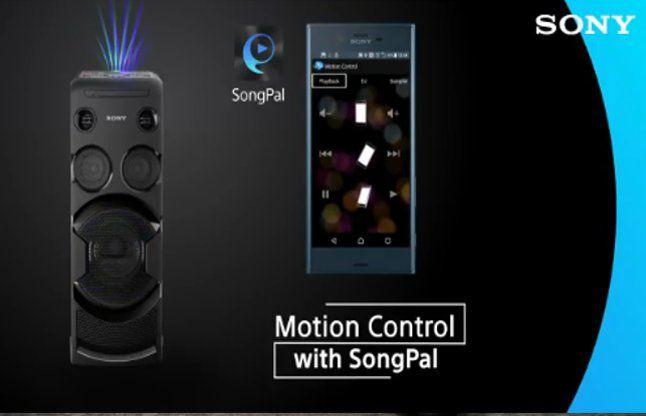 सोनी इंडिया ने 33,990 रुपए में 'स्मार्ट' ऑडियो सिस्टम उतारा
