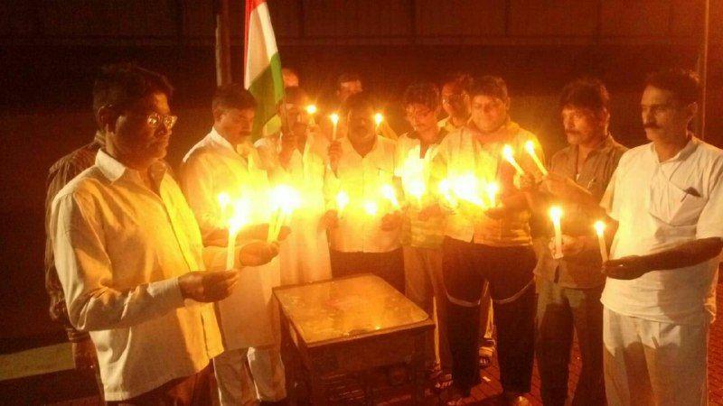 अमरनाथ यात्रा में मारे गये लोगों को दी गई श्रद्धांजलि