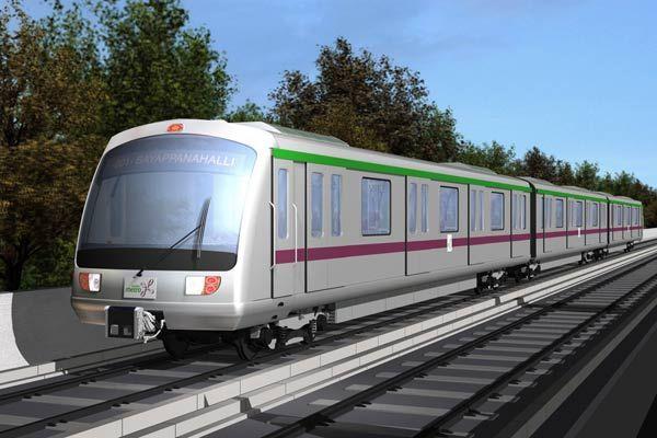 जानें कब दौड़ेगी मेट्रो रेल, ट्रायल के लिए आ गए कोच