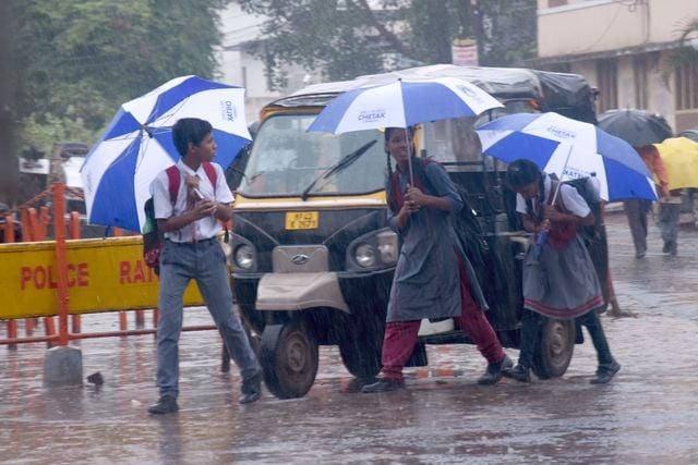See Ratlam rain in photo