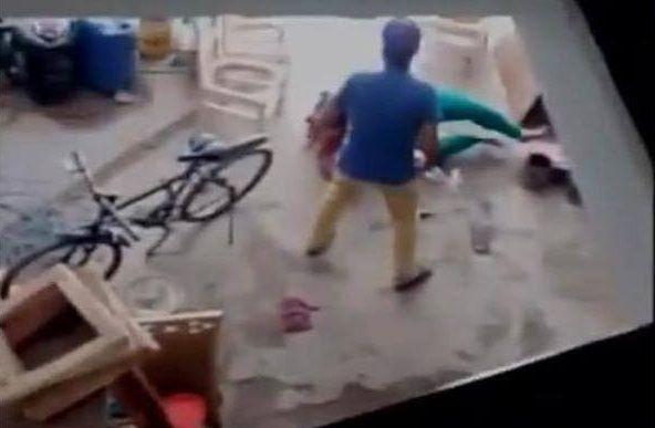 Video: बेटी पैदा होने पर देवर ने भाभी को बेरहमी से पीटा