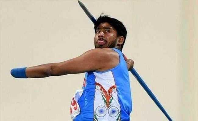 सुंदर ने विश्व पैरा एथलीट चैम्पियनशिप में गोल्ड मेडल जीतकर भारत का खाता खोला