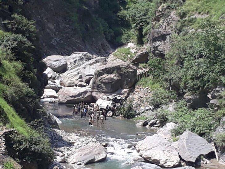 अमरनाथ हादसा: मोदीनगर के एक युवक की मौत, दो घायल